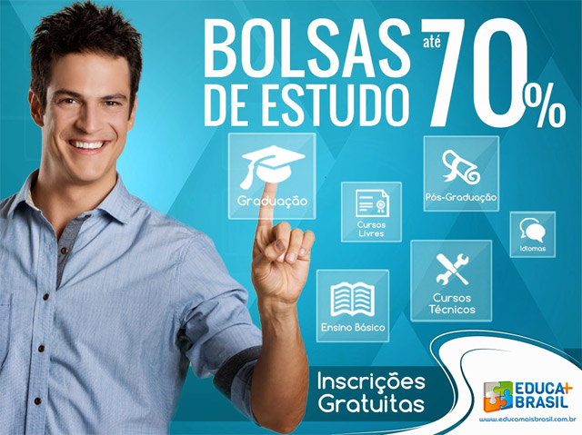 Bolsas Educa Mais Brasil 2022