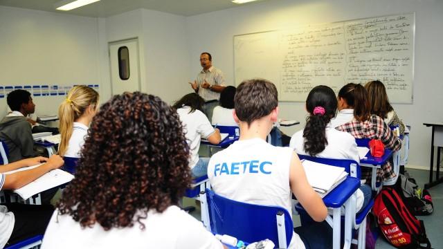 FAETEC 2022: Áreas de Atuação
