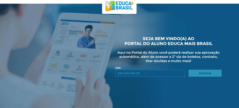 Tirar a 2ª Via Boleto Educa Mais Brasil 2022