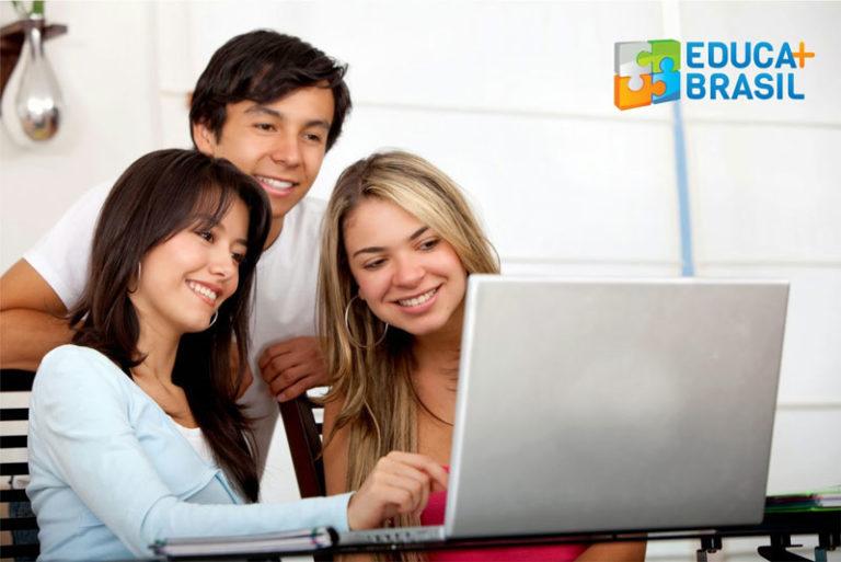 Site Educa Mais Brasil 2022